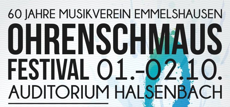 Ohrenschmaus-Festival 01.-02.10.