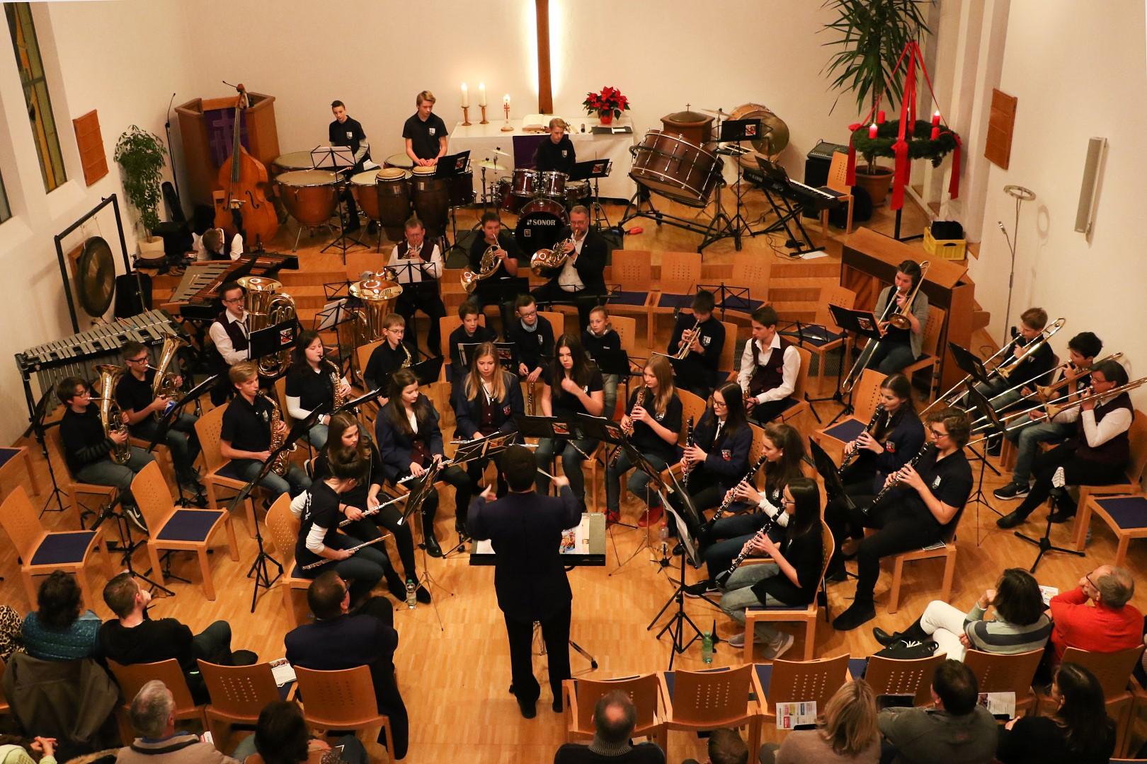 Musikverein Emmelshausen begeistert mit märchenhaftem ...