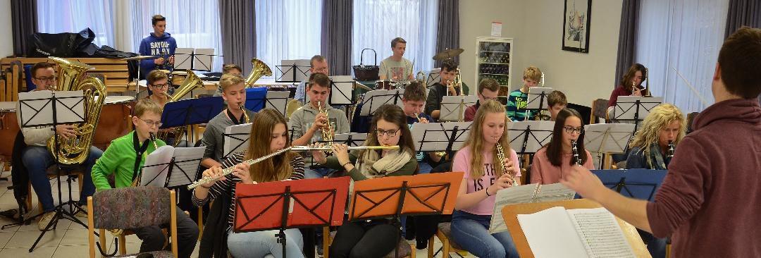 Musikalischer Leiter für das Jugendorchester gesucht