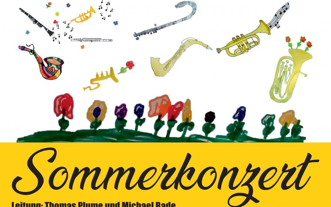 Sommerkonzert 2018