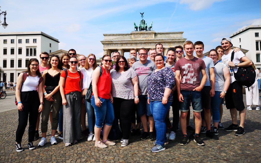 Zu Gast in Berlin
