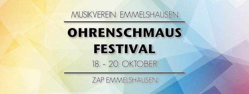 Ohrenschmausfestival 2019